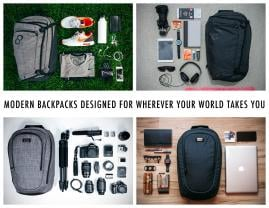 Smartpacks or Smart backpacks
