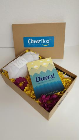 Cheerbox from MentalHappy