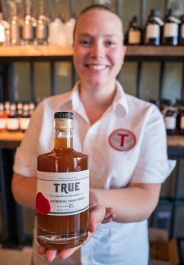 TRUE Syrups and Garnishes
