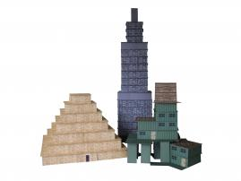 Kardtects Building Cards