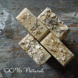 handmade, natural soaps and body care