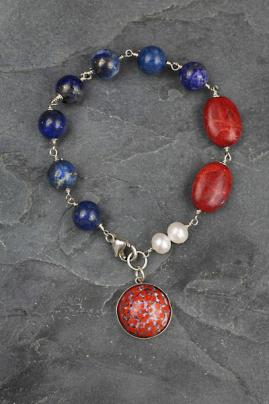 Oxford College Town Bracelet