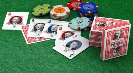 Presidential Poker