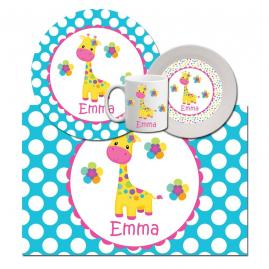 Personalized Tableware for Kids