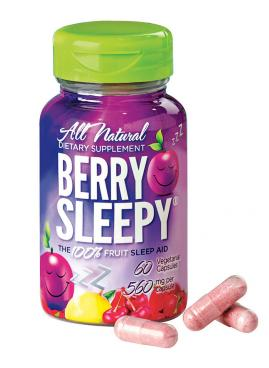 Berry Sleepy - The 100% Fruit Sleep Aid