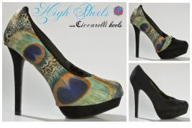 High Pheels and Ciccarelli Heels