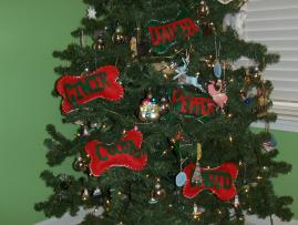 Name Felt-on-Felt Ornament