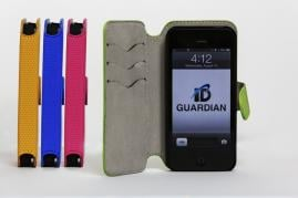 ID Guardian RFID blocking mobile phone cases