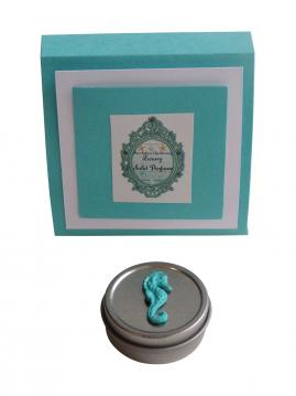 Luxury Island Beach Solid Perfume-Comes with a free Necklace Charm