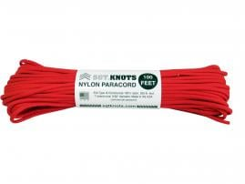100 feet Nylon Paracord 7 inner strands