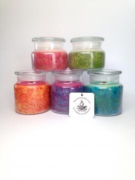 Whimsical Splendor Candles