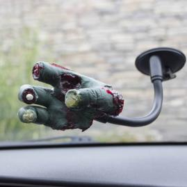 Severed Zombie Hand Phone Holder Mount