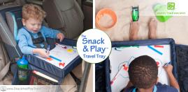 Snack & Play Travel Tray 2.0