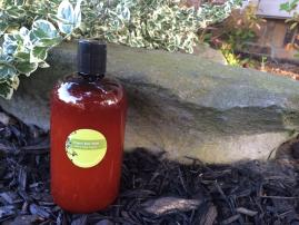 Organic Infused Body Wash