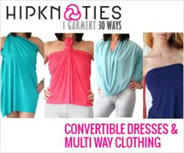 Convertible multi way garment