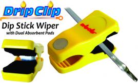 DripClip Dip Stick Wiper