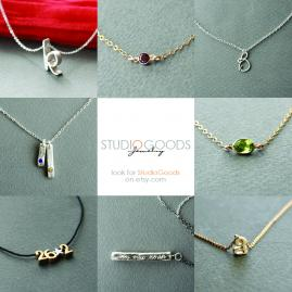 Initial, Personalized Jewelry