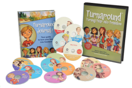 Turnaround: Turning Fear into Freedom (anxiety program for kids)